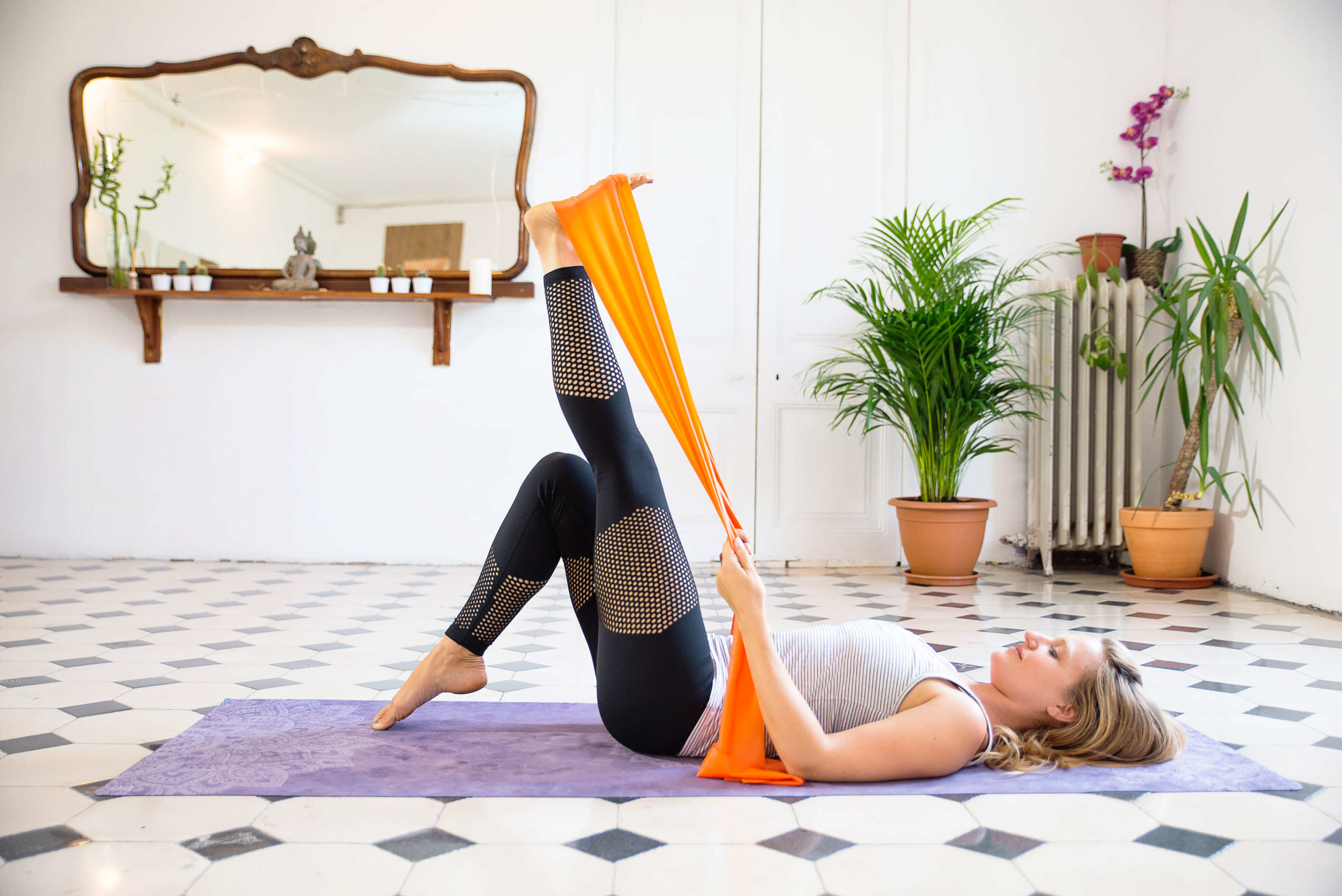 online pilates classes barcelona